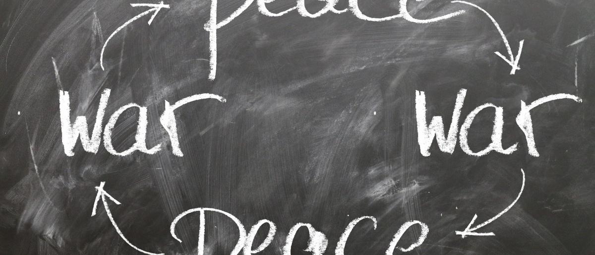 """Permalink auf:Vorschau auf 2018: Programm """"War no more!"""""""