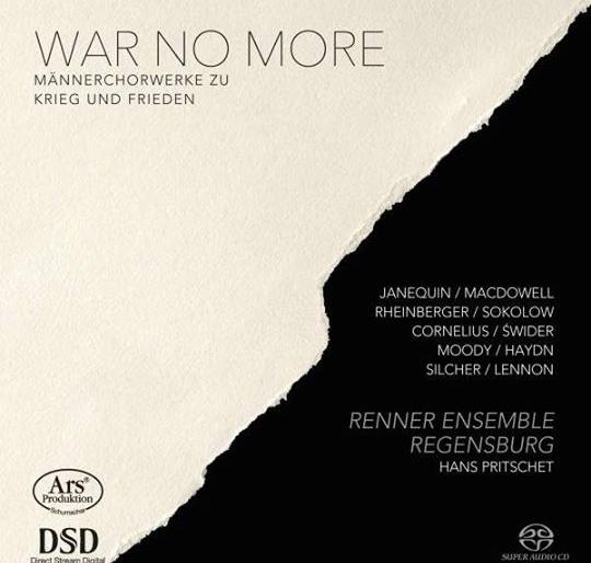 Permalink auf:Neue CD: WAR NO MORE