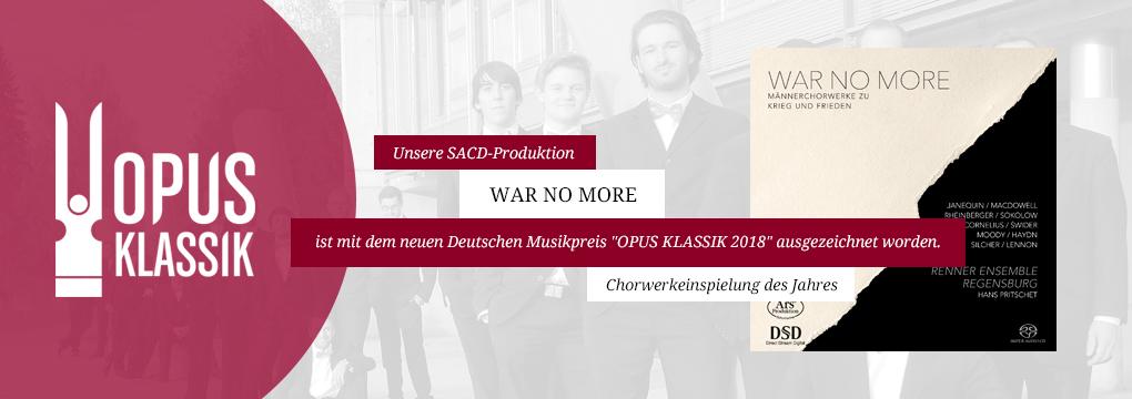 Permalink auf:Gewinner des Opus Klassik 2018!!!